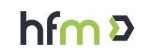 HFM Asset logo design