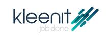 Kleenit logo design