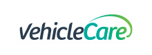 Vehiclecare - Accident management logo design